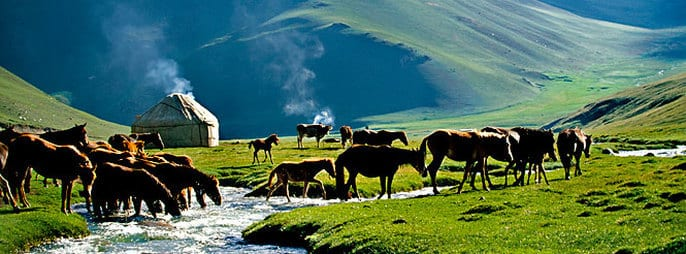Kyrgyzstan: Fergana valley, Between Radioactivity and Territorial Conflicts 14