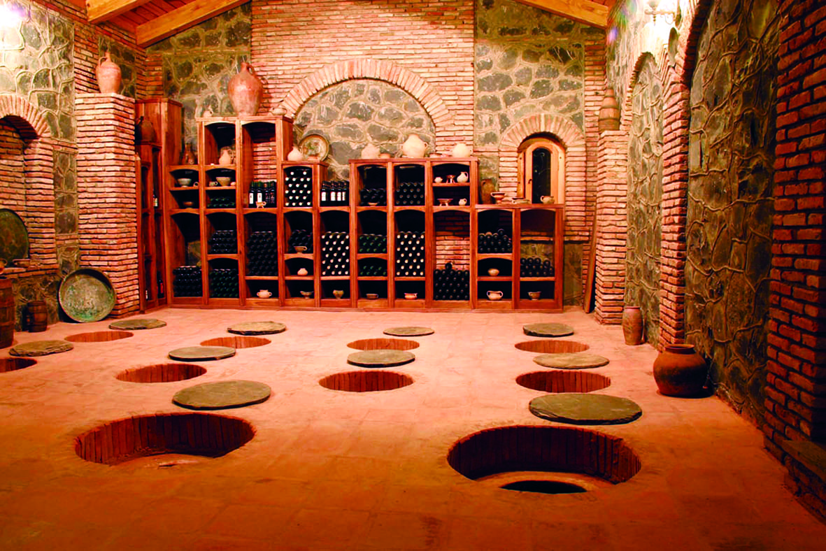 Traditional Winemaking in Georgia - the Oldest Wine in the World 9