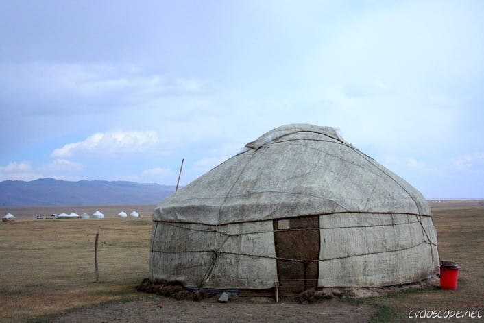 Song Kul: a Lake Close to Heaven (or fat your herds and get away) 9