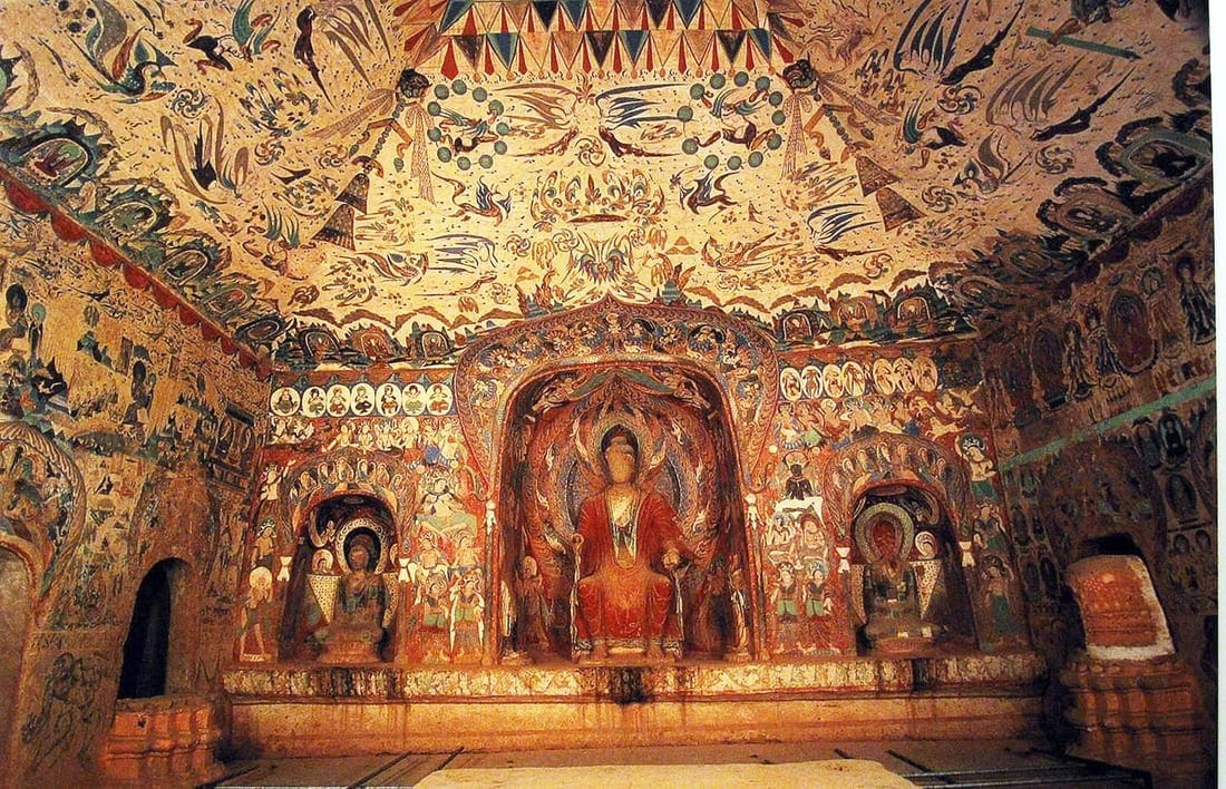 Mogao Caves Dunhuang