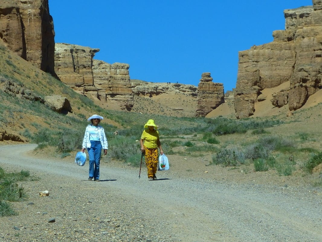 Kazakhstan: Not Just Steppe - Charyn Canyon and Esik Lake 30