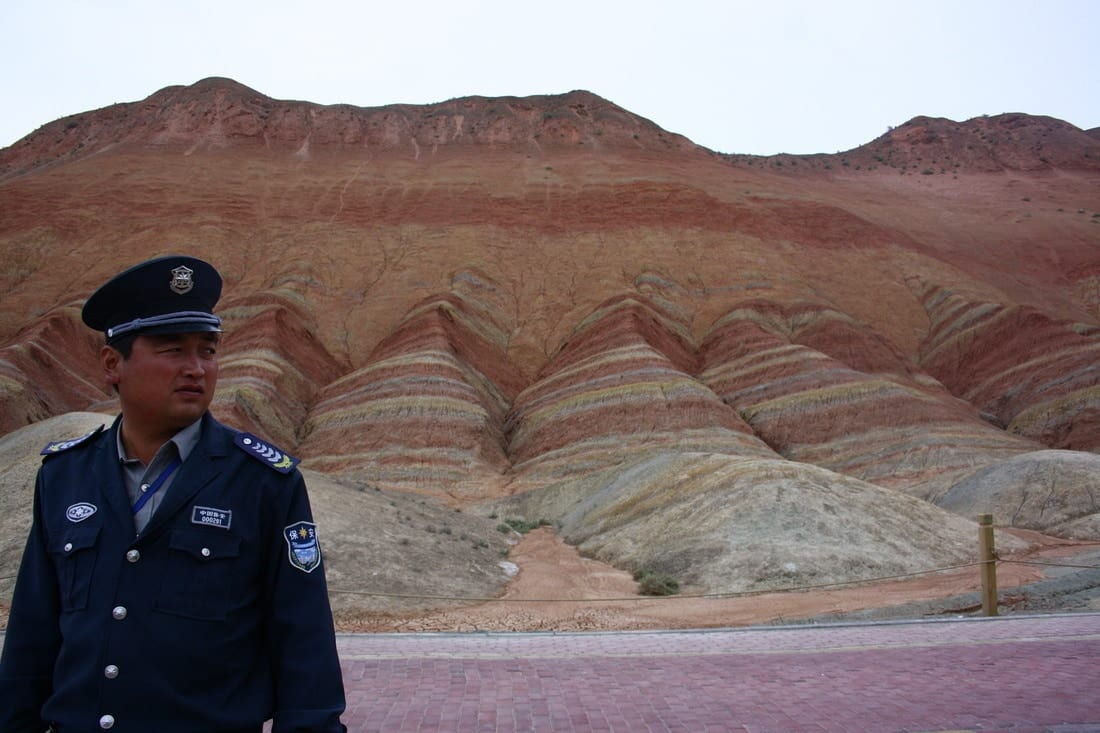 Zhangye: the vivid dream of a living buddha 12