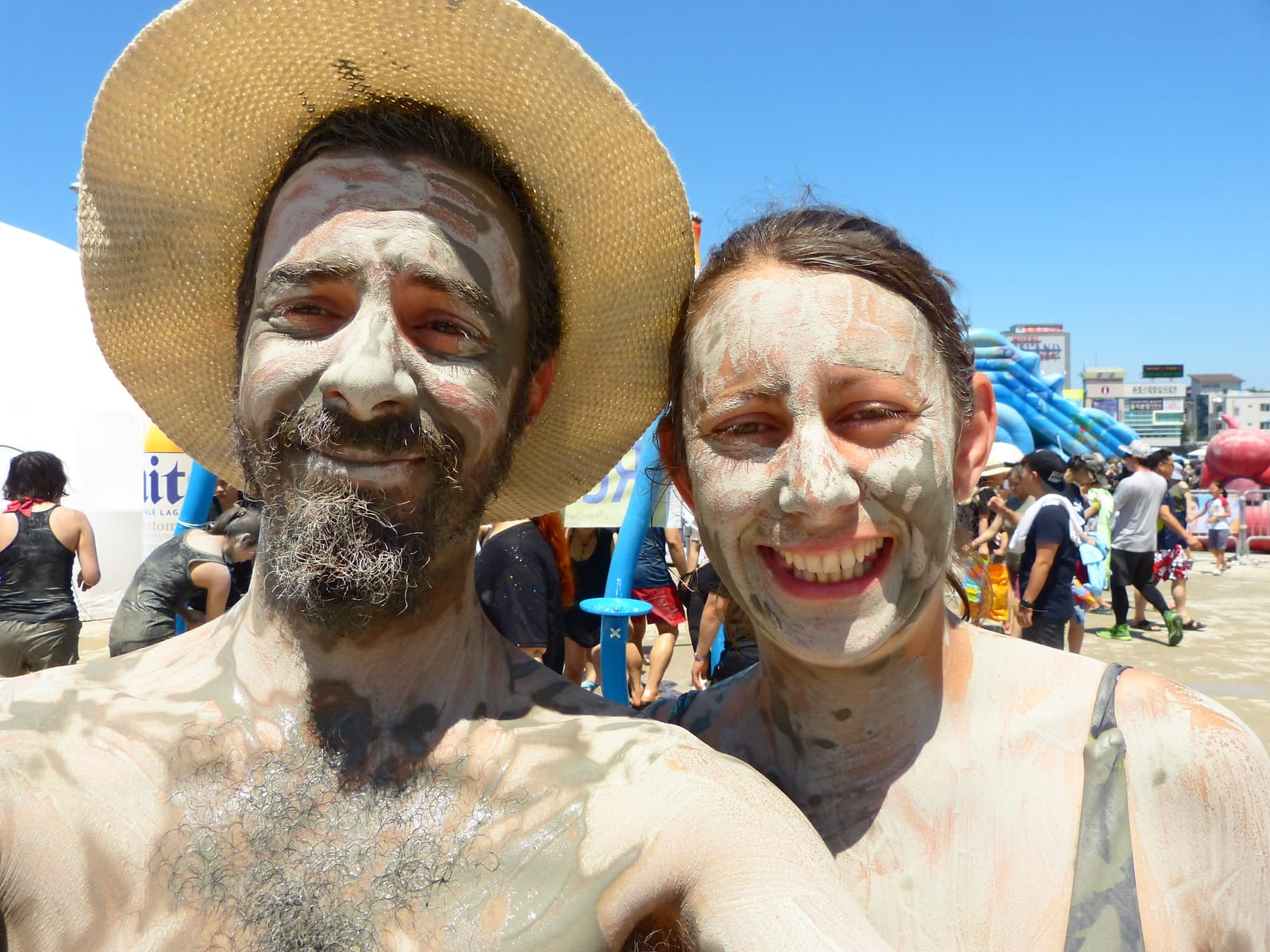 South Korea Mud Fest and the Best Beaches Around Boryeong 11