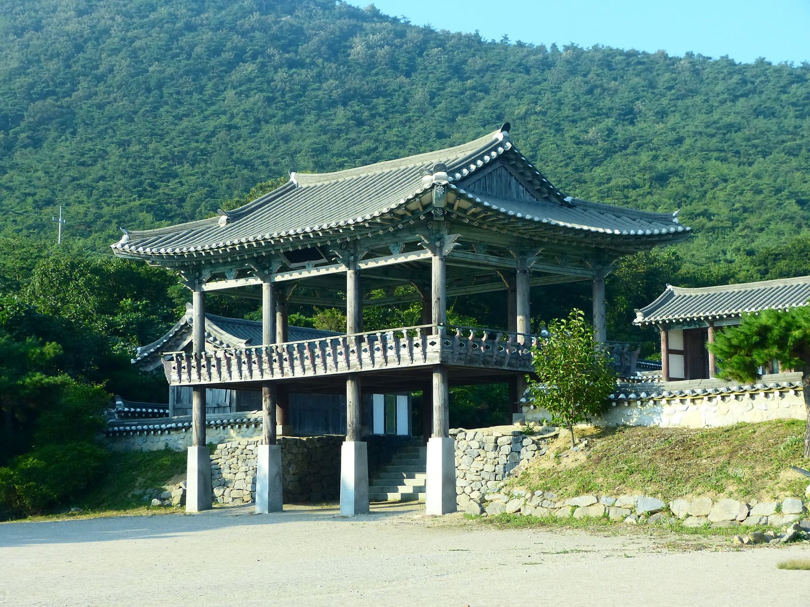 traditional korea architecture
