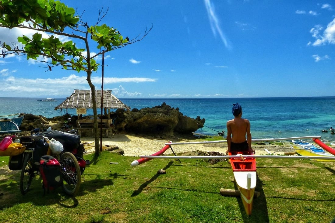 Budget travel the Philippines with less than 10$ a day: for bicycle touring & adventurous backpackers 14