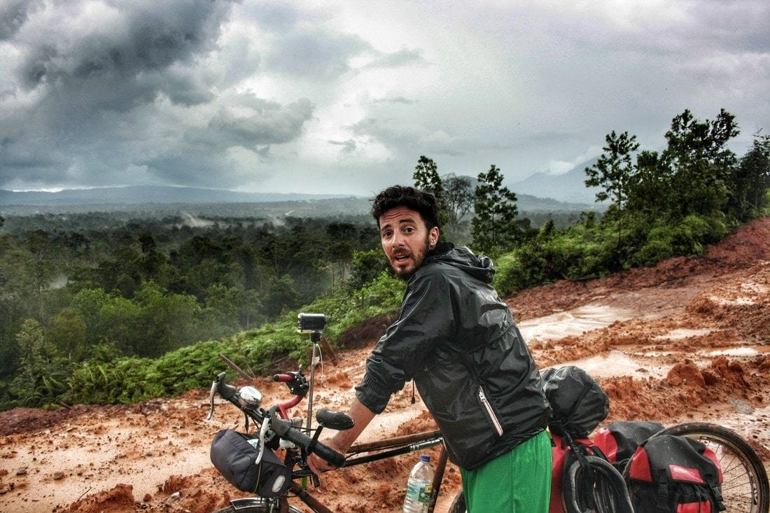cicloturismo in Ovest Kalimantan