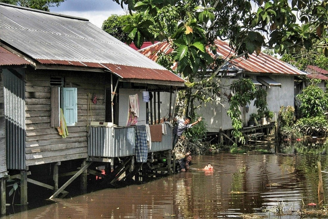 Sambas - a Wooden Venice in Indonesian Borneo 12
