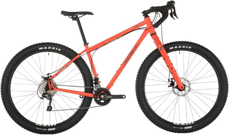 Salsa Fargo Tiagra Bikepacking travel bike