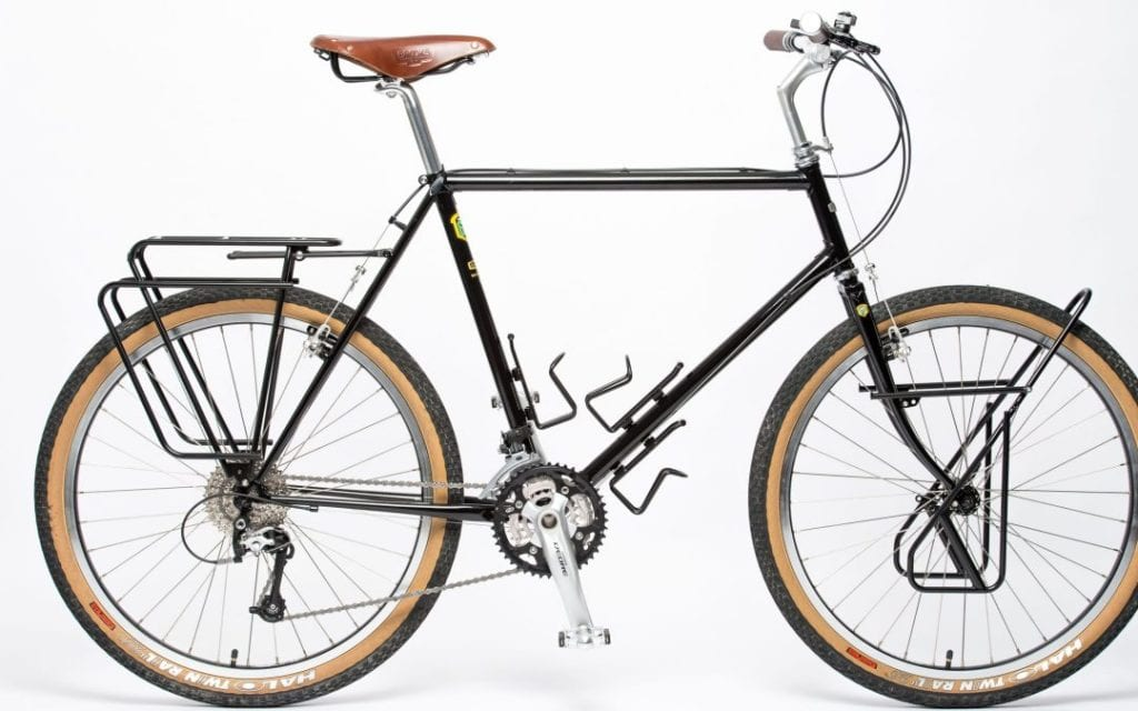 Stanforth Kibo best expedition bike