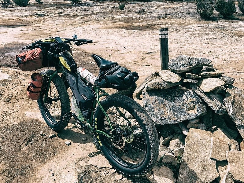 new trends in bicycle touring bikes