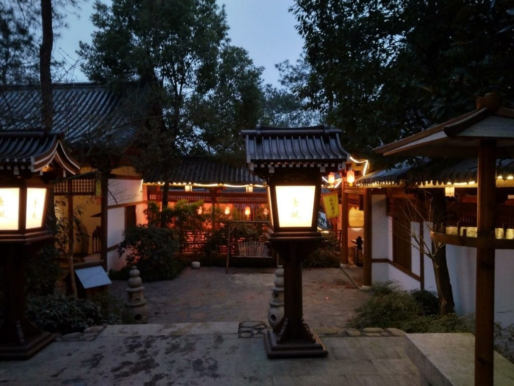 Best Hot Springs Near Shanghai