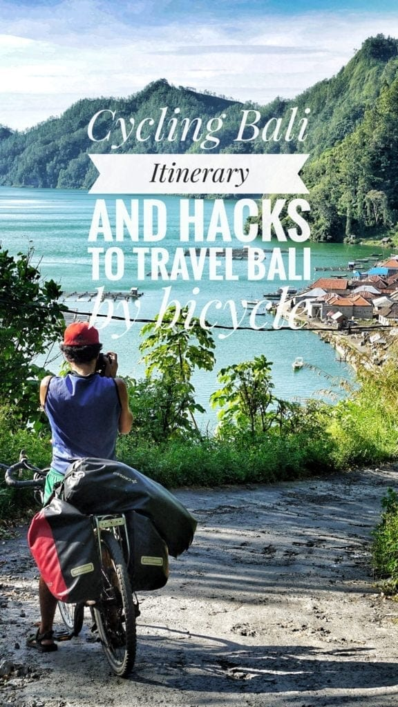 Cycling Bali: A Smashing 5 days Itinerary + Hacks & Bike Touring Stories 13