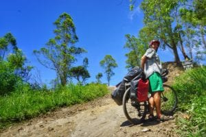 cycle touring bali