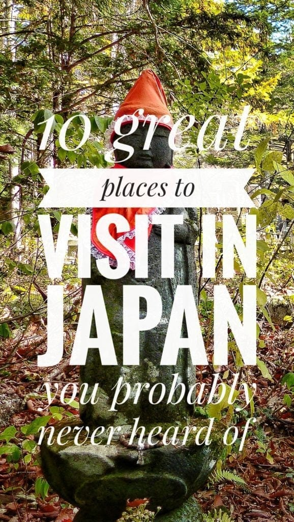 best destinations japan