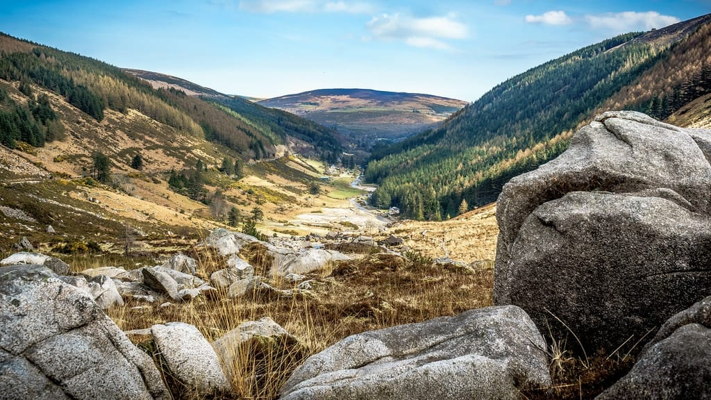 Cycling Dublin & The Wicklow Mountains 12