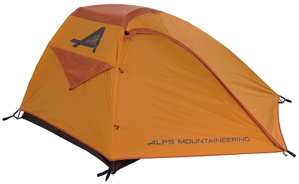 tenda 2 posti ultraleggera ALPS Mountaineering Zephyr