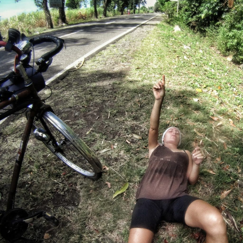 myths bicycle touring