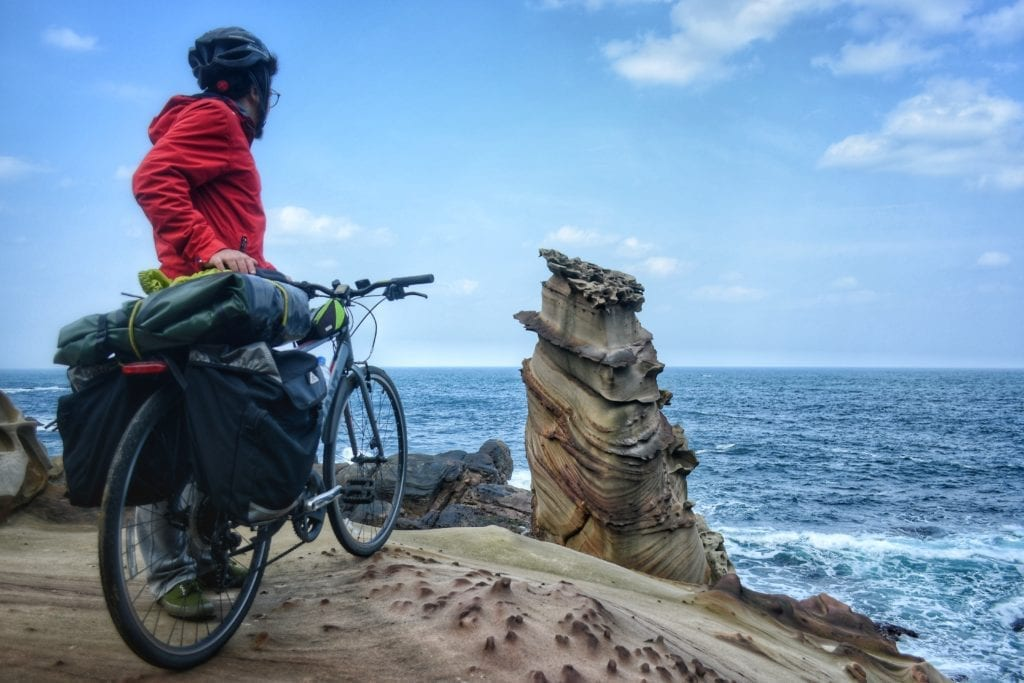 how to rent bicycle in Taiwan