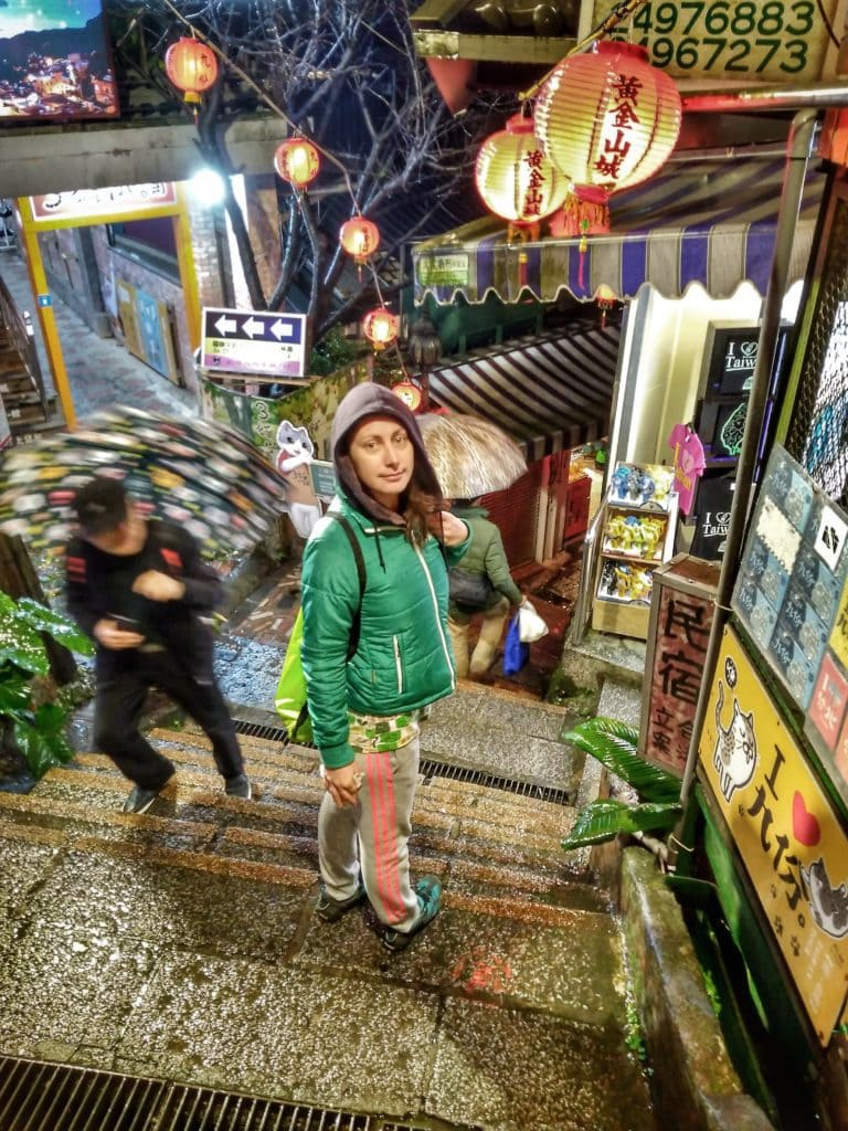 Taiwan backpacking
