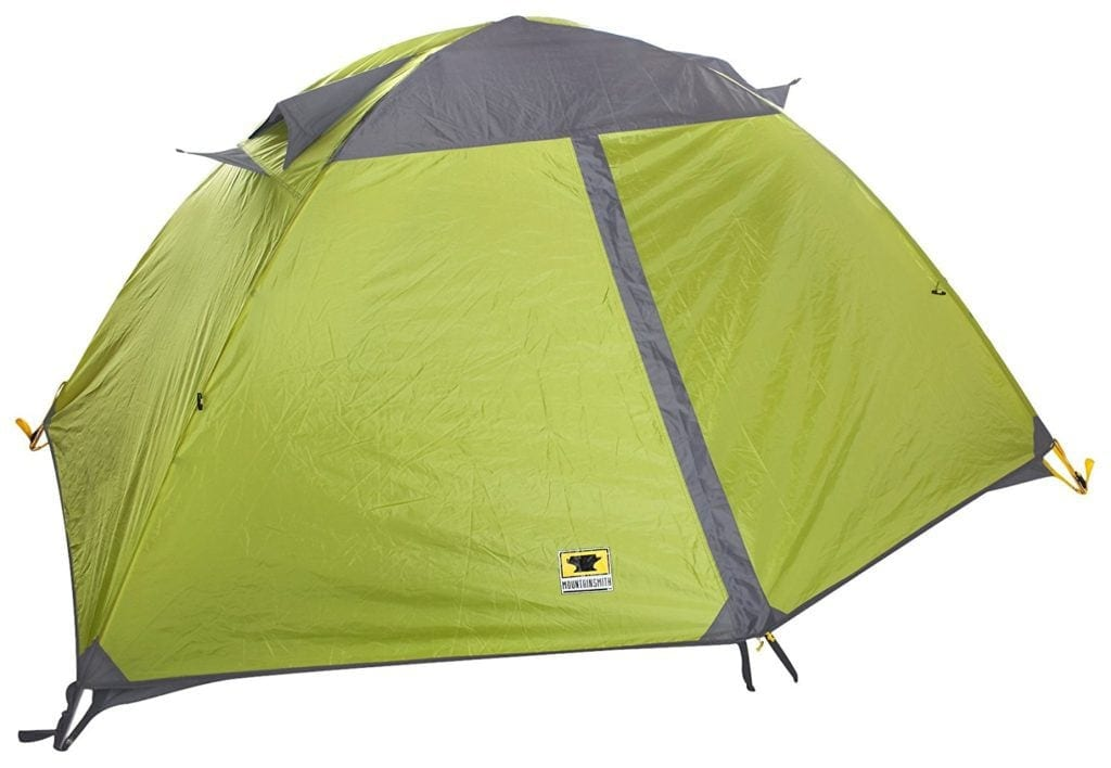 Backpacking tent Mountainsmith Morrison 2 Person 3 Season