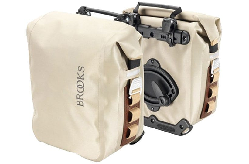 best bike with panniers Brooks