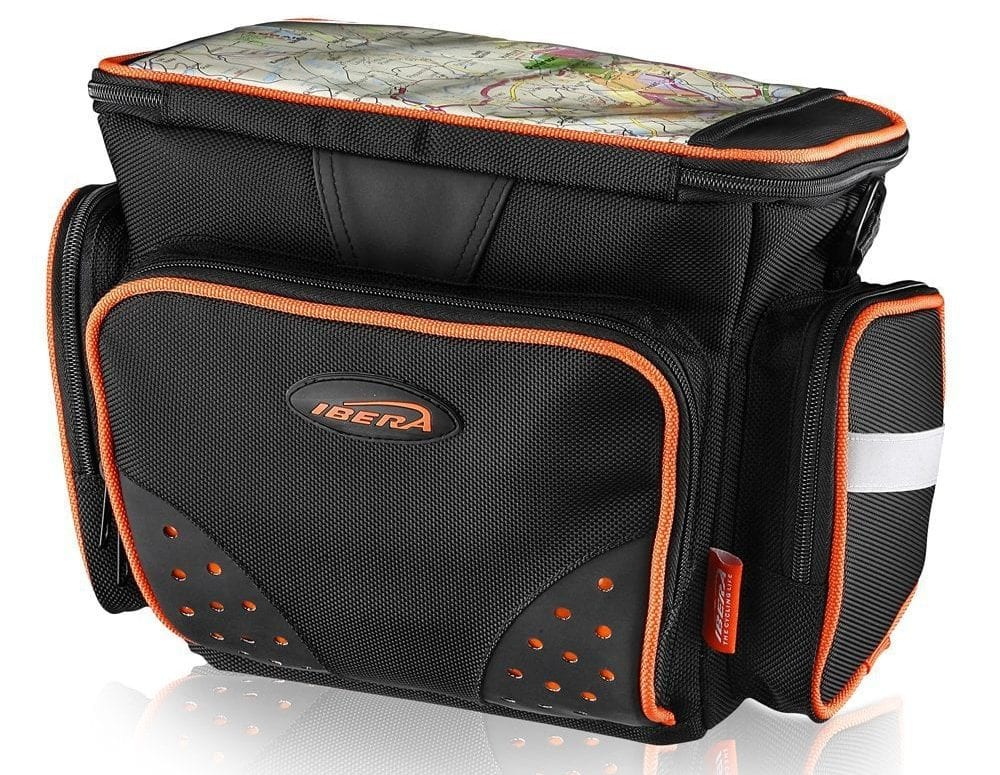 Ibera Bike Handlebar Bag