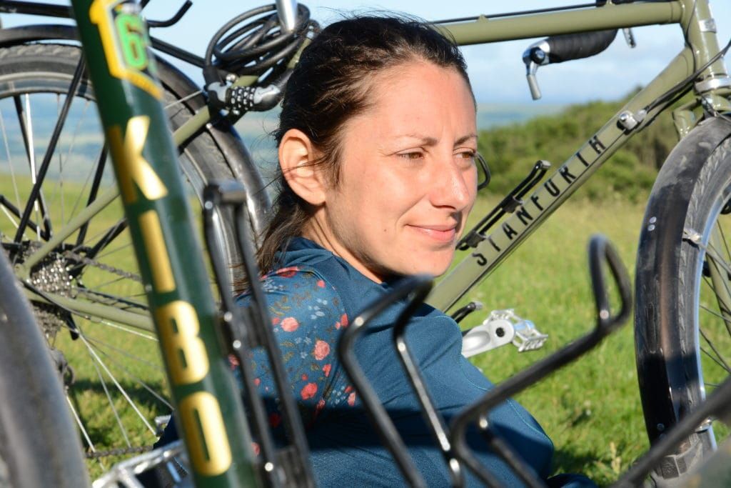The Thrill of the Trail - Challenging the South Downs Way fully loaded 12