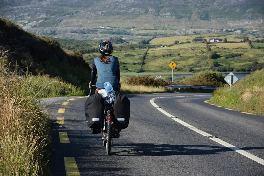 irlanda in bici connemara