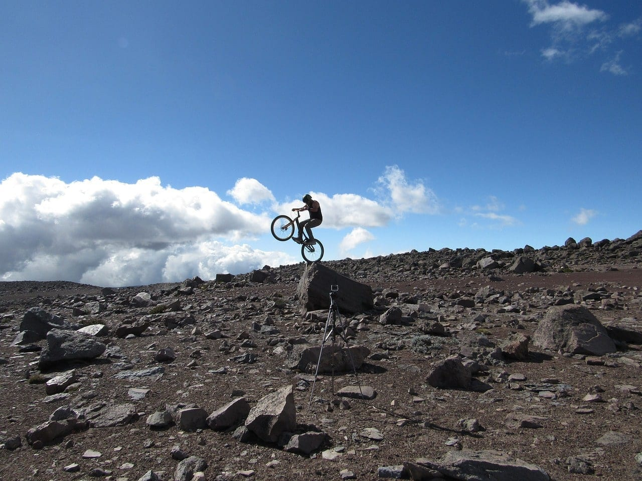 cycling Etna