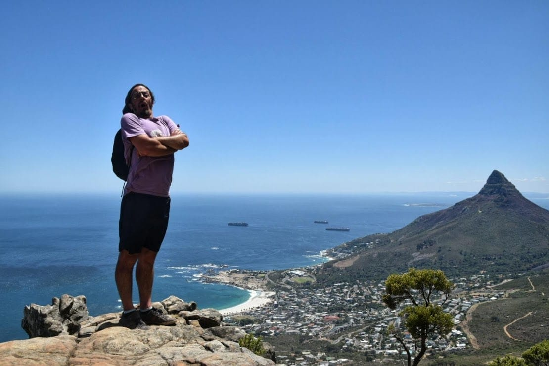 cycling tours cape town