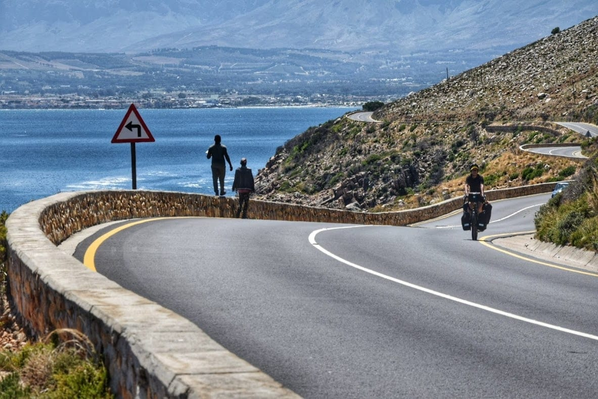 Cycling the coast from Cape Town to Hermanus - The Atlantic Side of South Africa 8