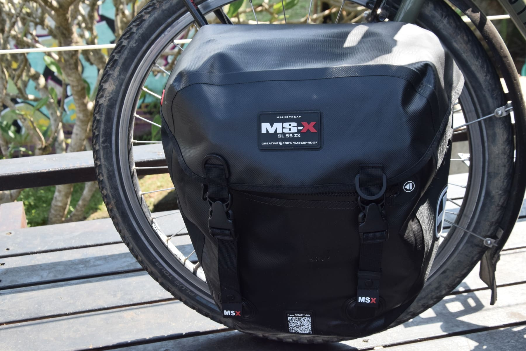 MSX SL 55 ZX luggage carrier bags