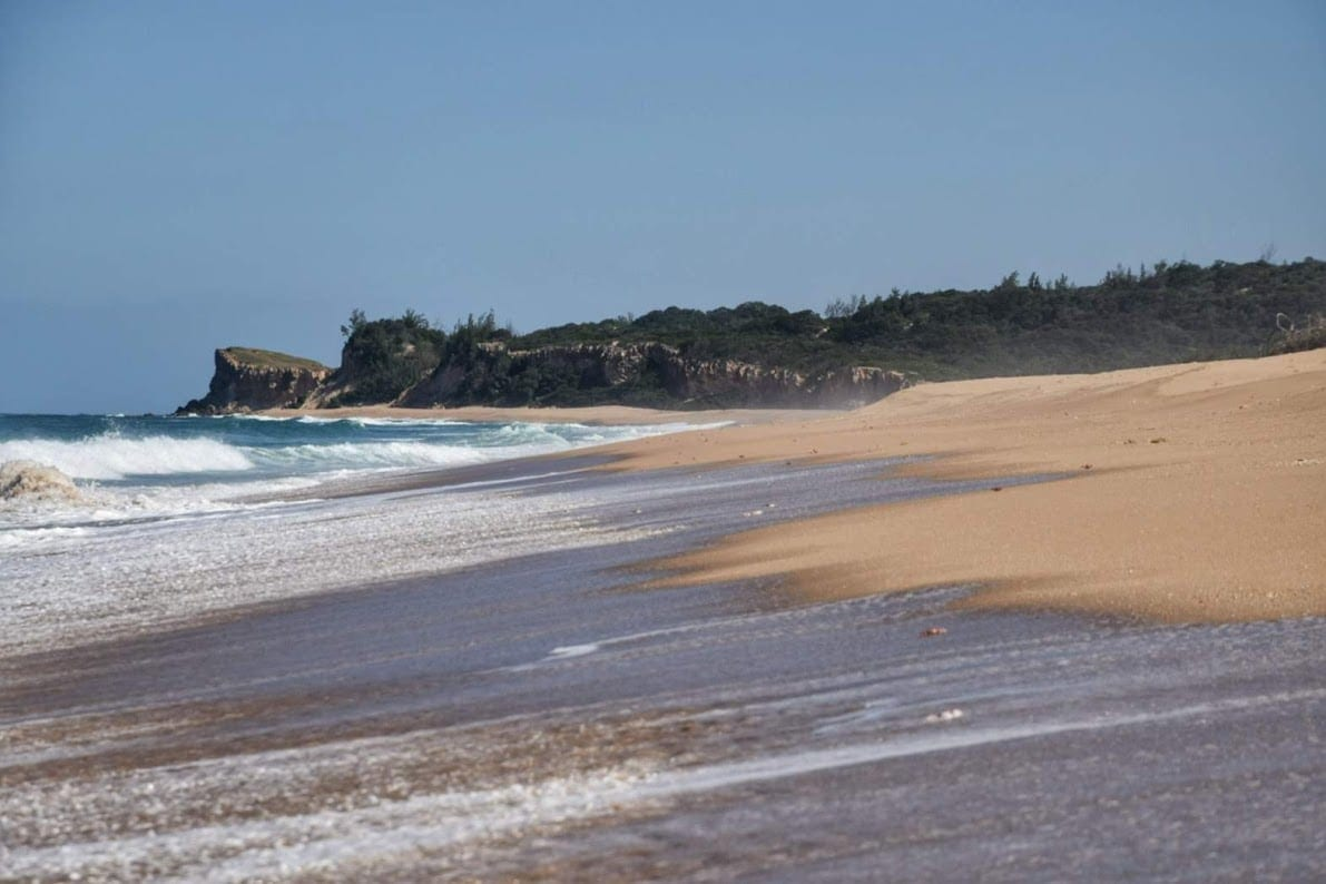 praia do bilene things to do