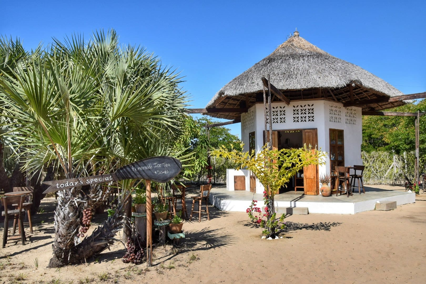 Marimba Secret Gardens, the best lodge in Vilanculos 13