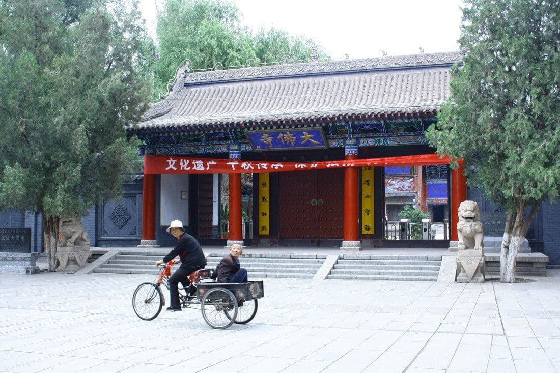 cycling culture in china