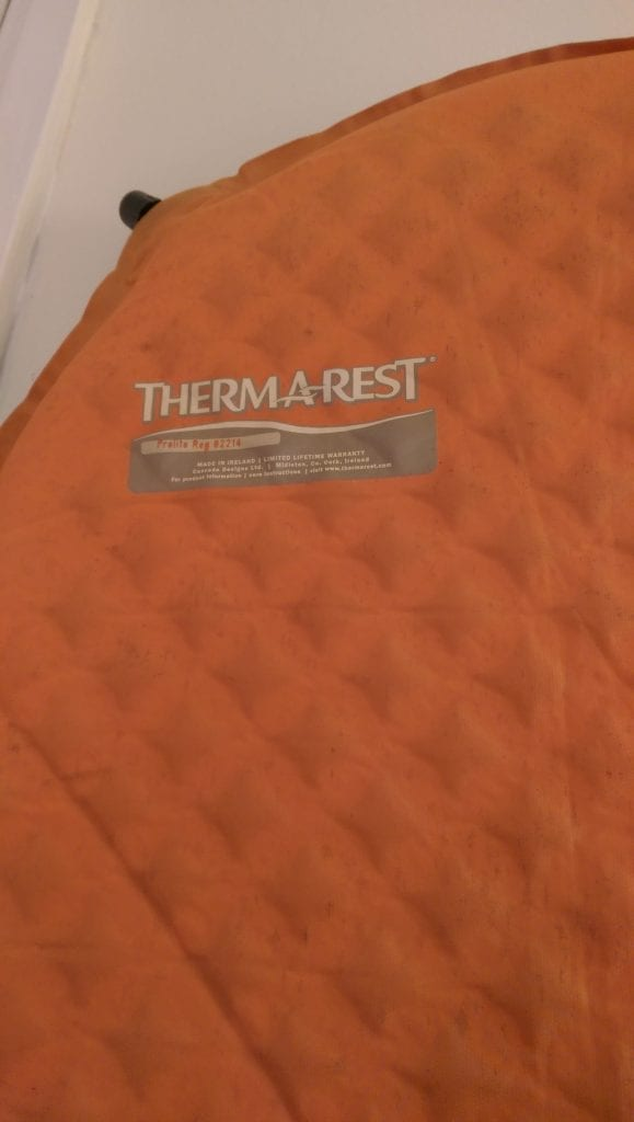 Thermarest ProLite Review: A Through Field Test and a Comparison of the different models 8