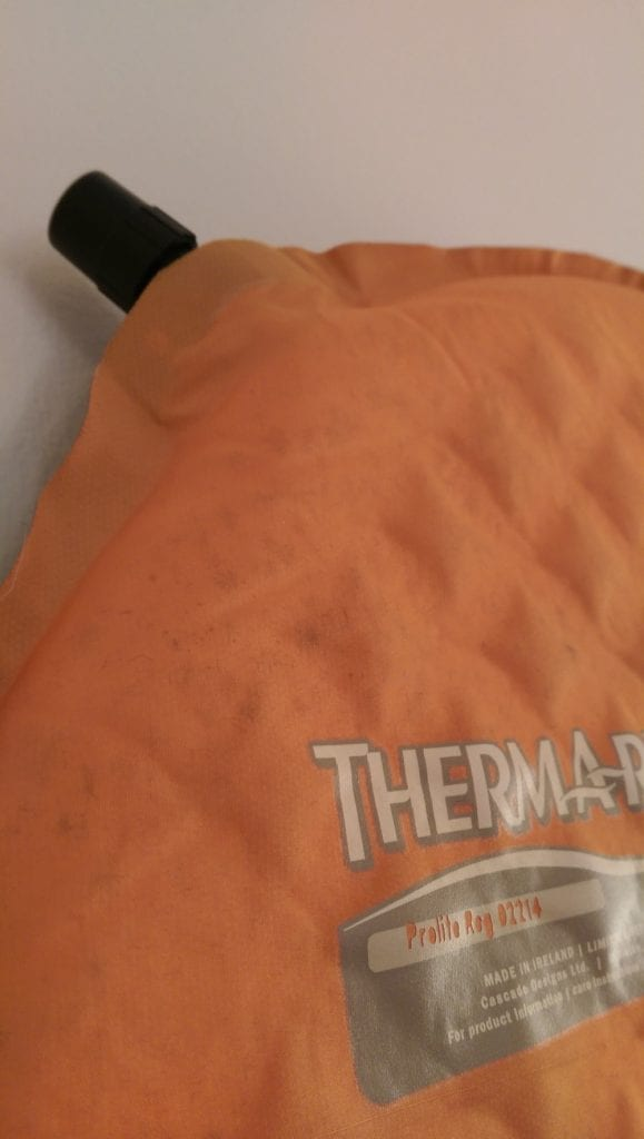 thermarest prolite 4 apex review
