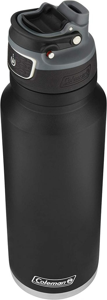 large coleman bicycle water bottle