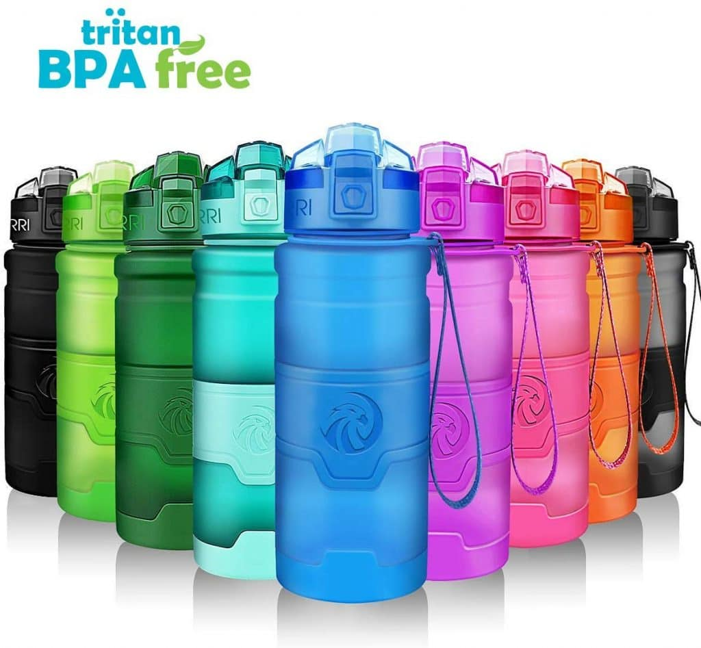 zorri bike water bottle