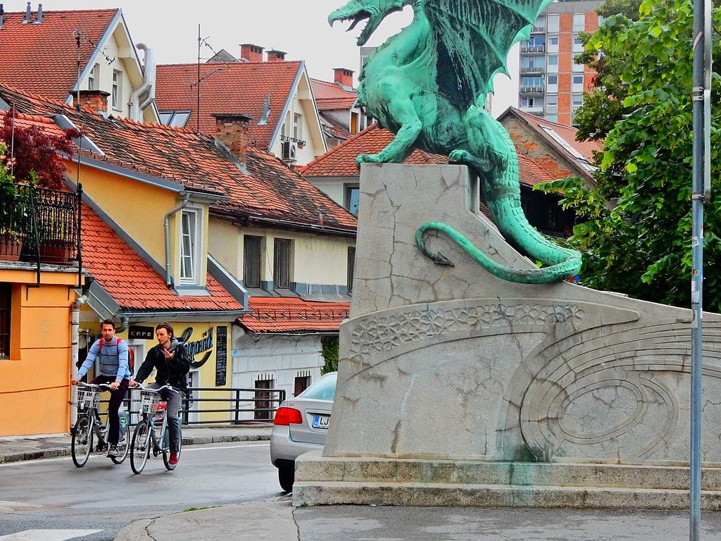 Cycling Tours Ljubljana bike rentals slovenia