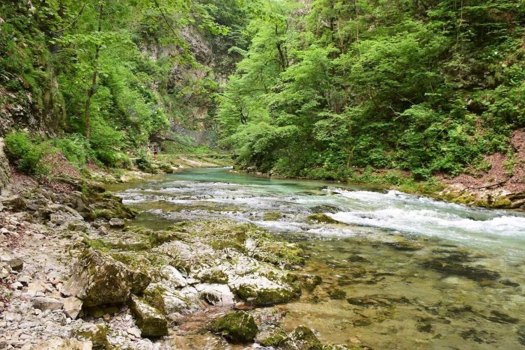 cycle touring slovenia