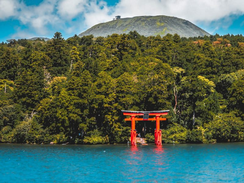 cheap day trips from tokyo hakone