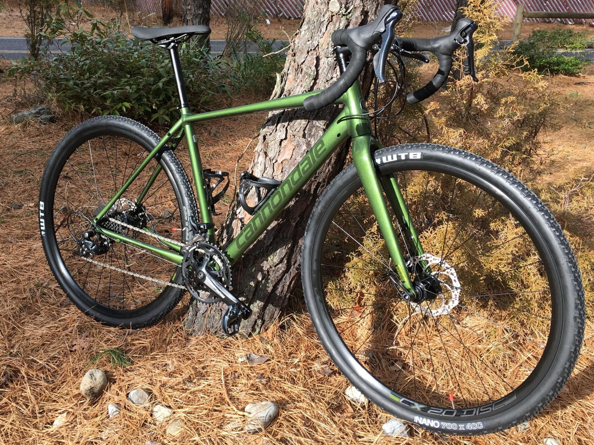 Review 2020 Cannondale Topstone Sora