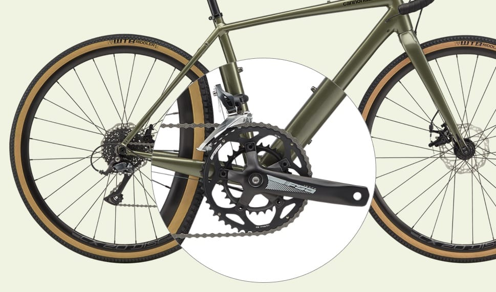 cannondale topstone components