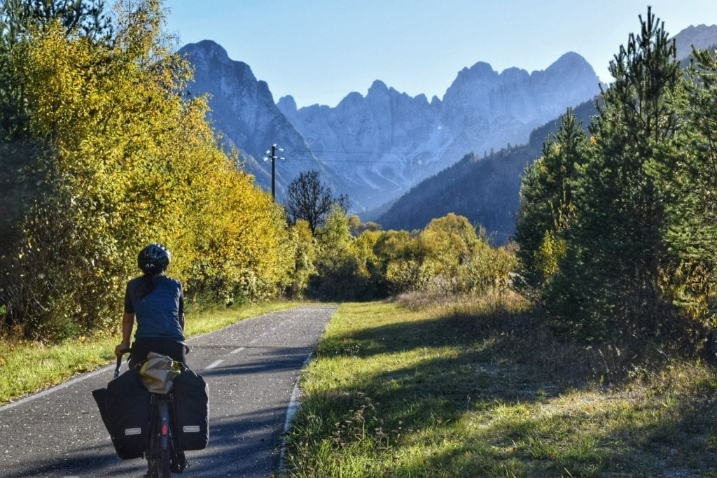 bicycle touring europe