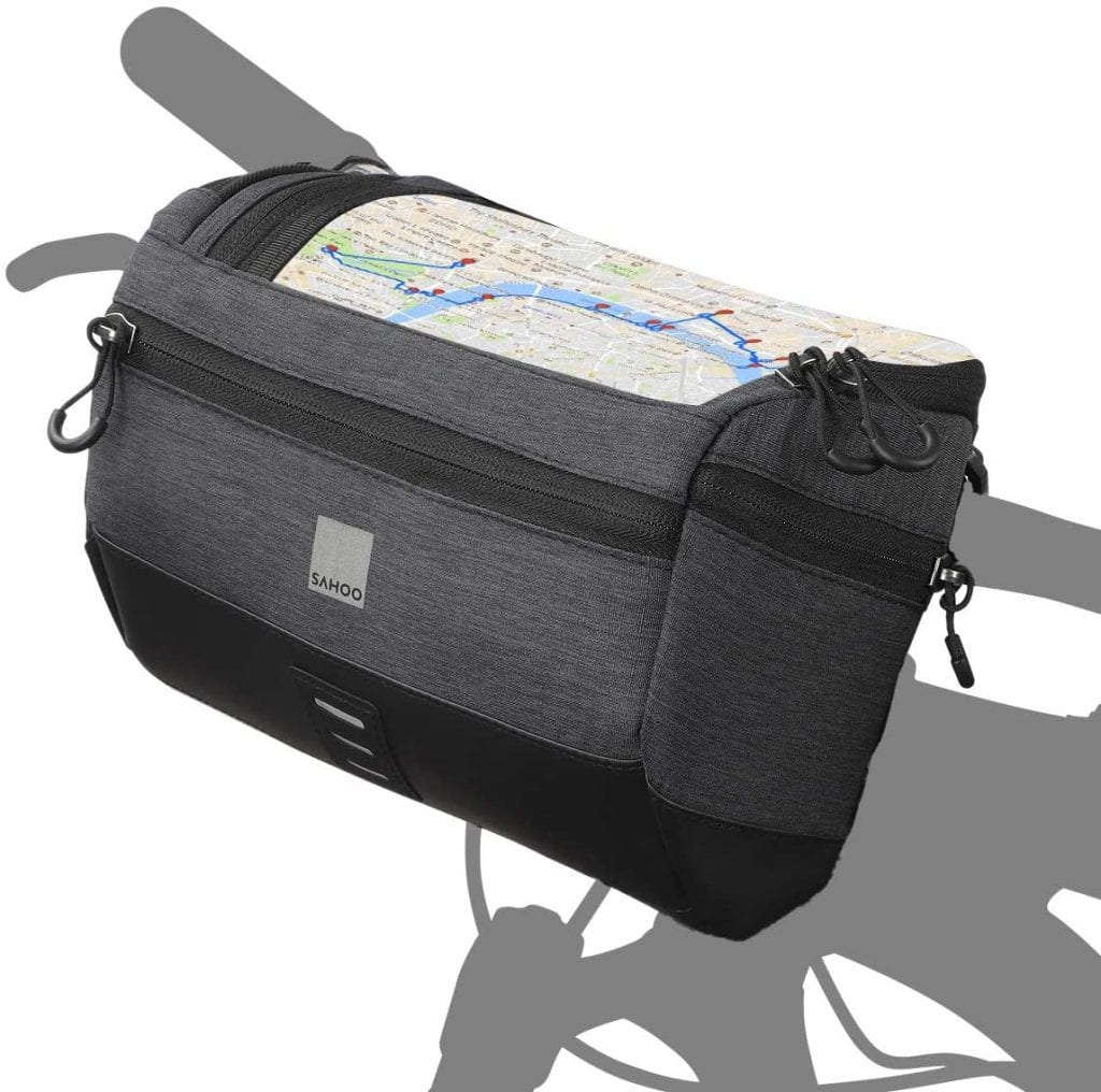 19 Best Bike Handlebar Bags in 2021 - For Bicycle Touring and Bikepacking Compared 28