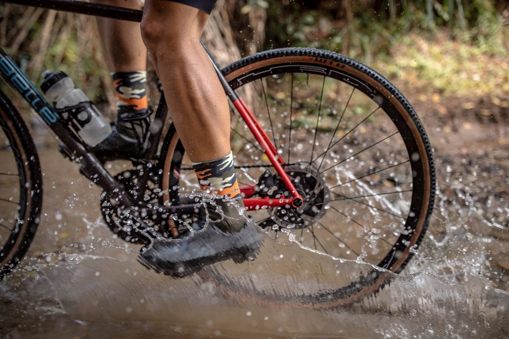 waterproof cycling socks
