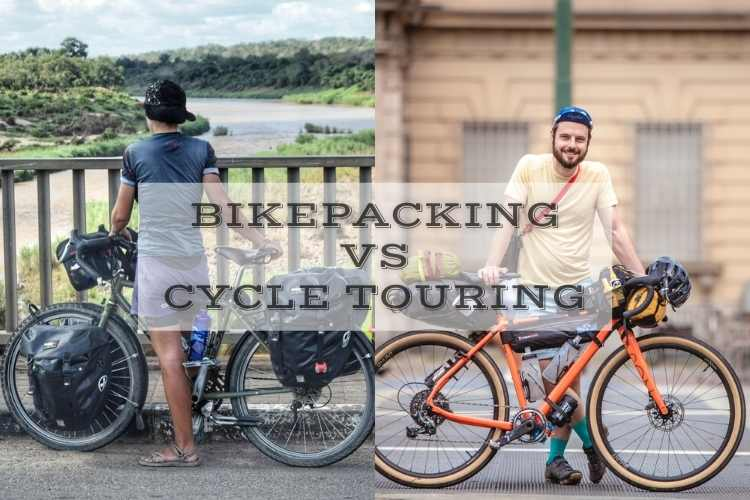 bikepacking vs touring