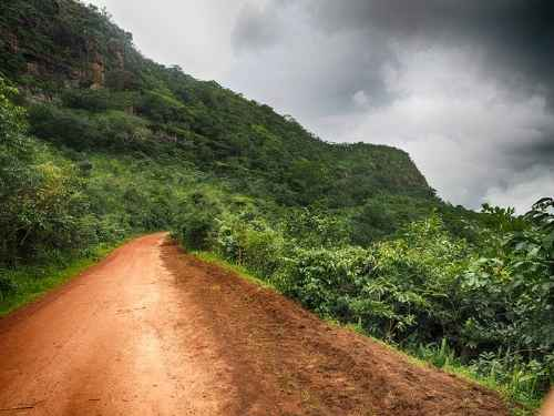 bike touring west africa