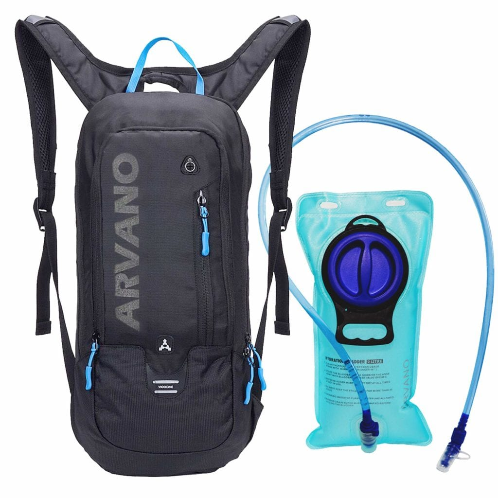 arvano hydration pack